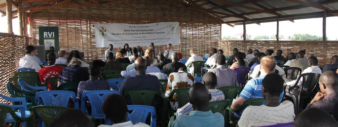 RVI Juba Lectures 2017