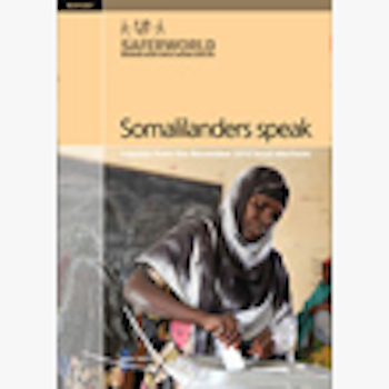 What future for democracy in Somaliland?