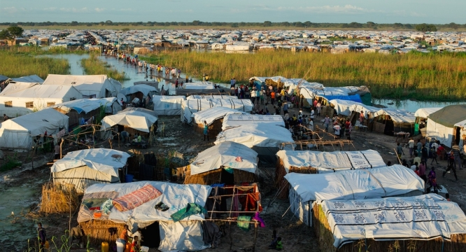 Letter from Bentiu