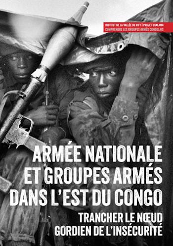 Armée nationale et groupes armés dans l'est du Congo