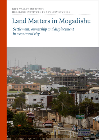 Land Matters in Mogadishu