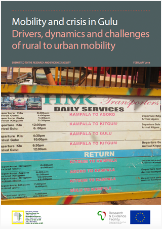 Mobility and crisis in Gulu